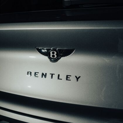 Презентация новой Bentley Bentayga в Украине