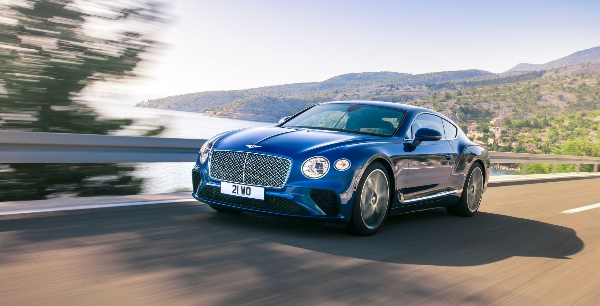 Новий Bentley Continental GT