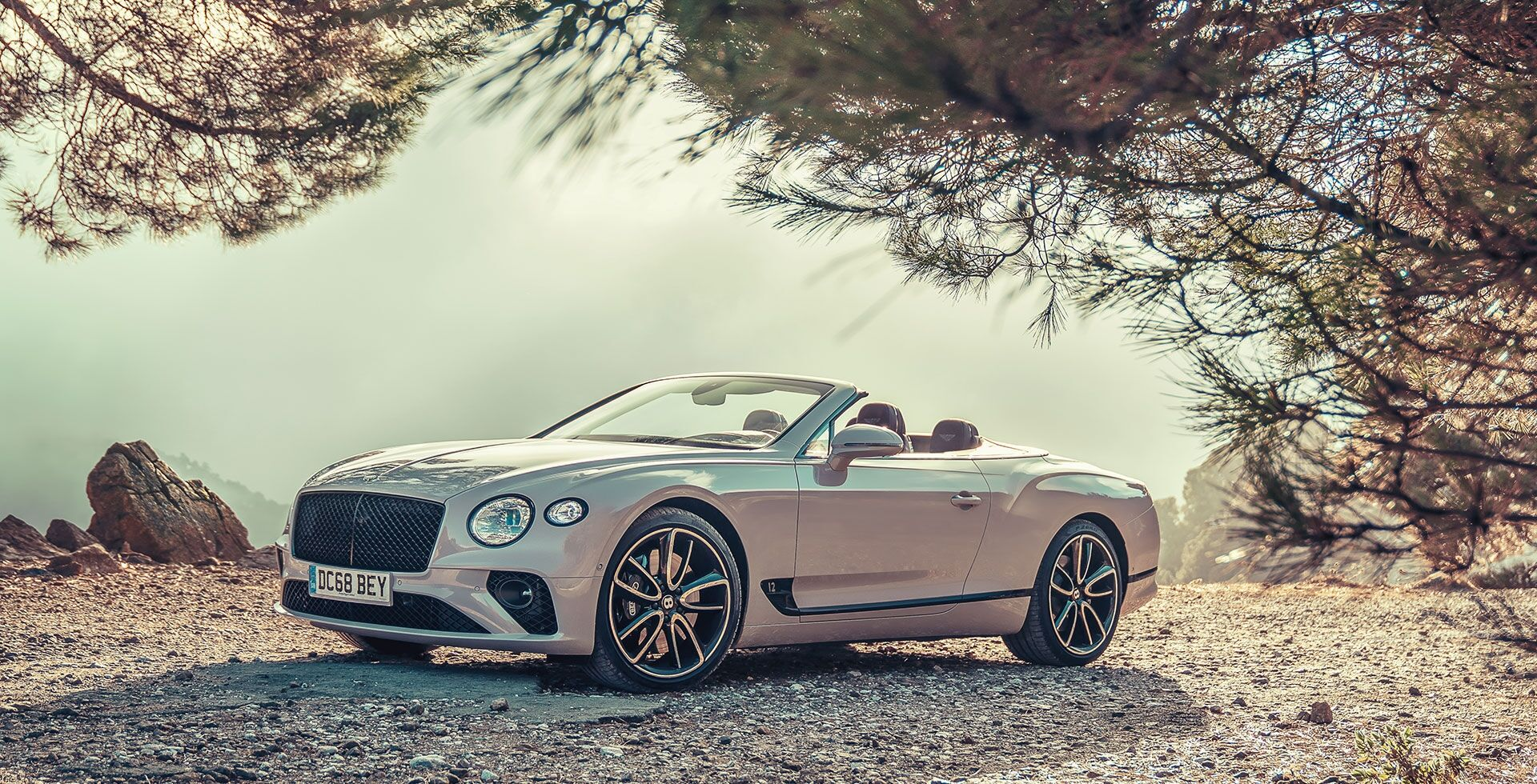 Continental GT Convertible W12