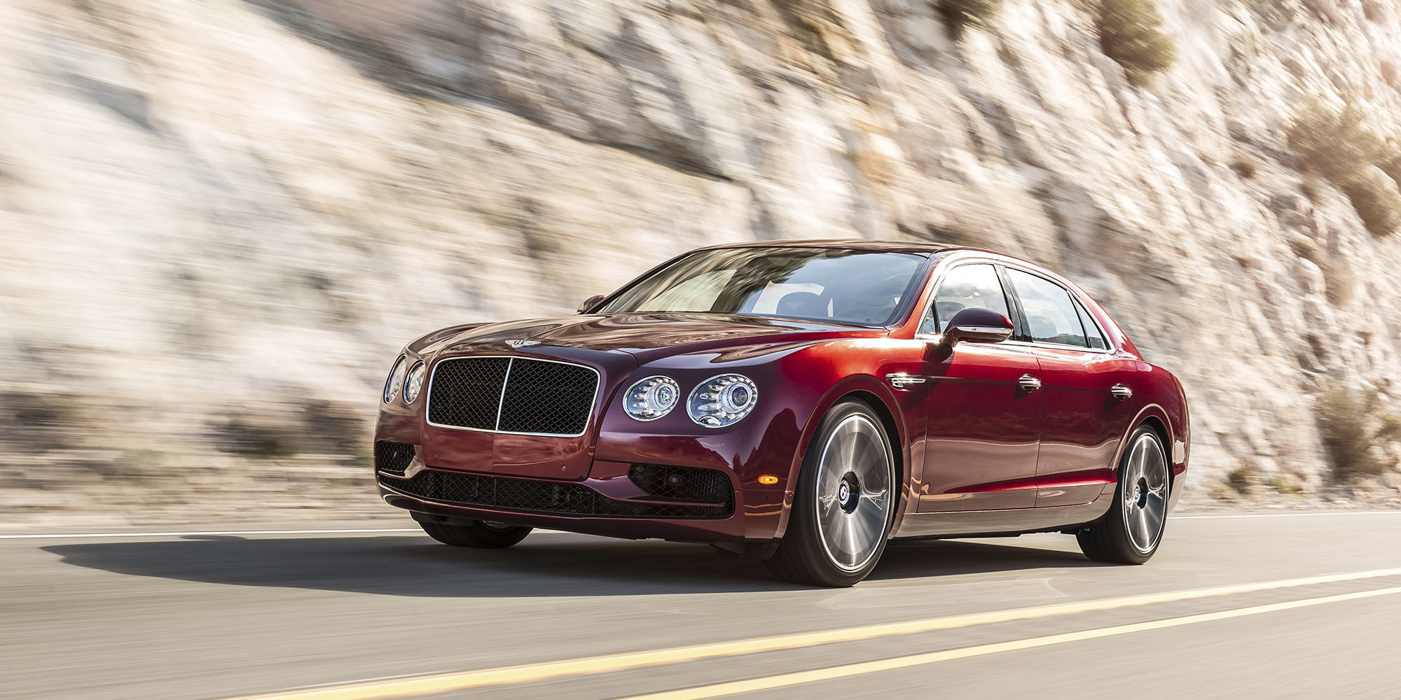Flying Spur V8S