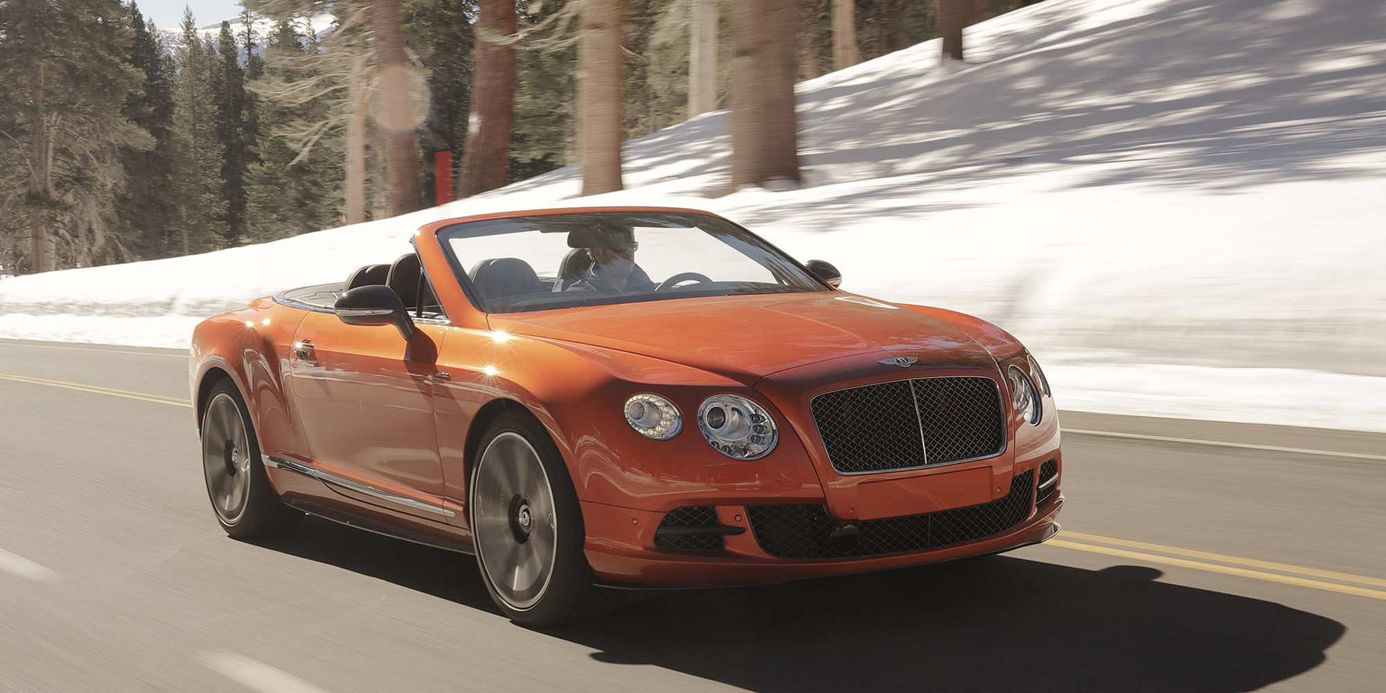 Continental GT W12 Speed Convertible