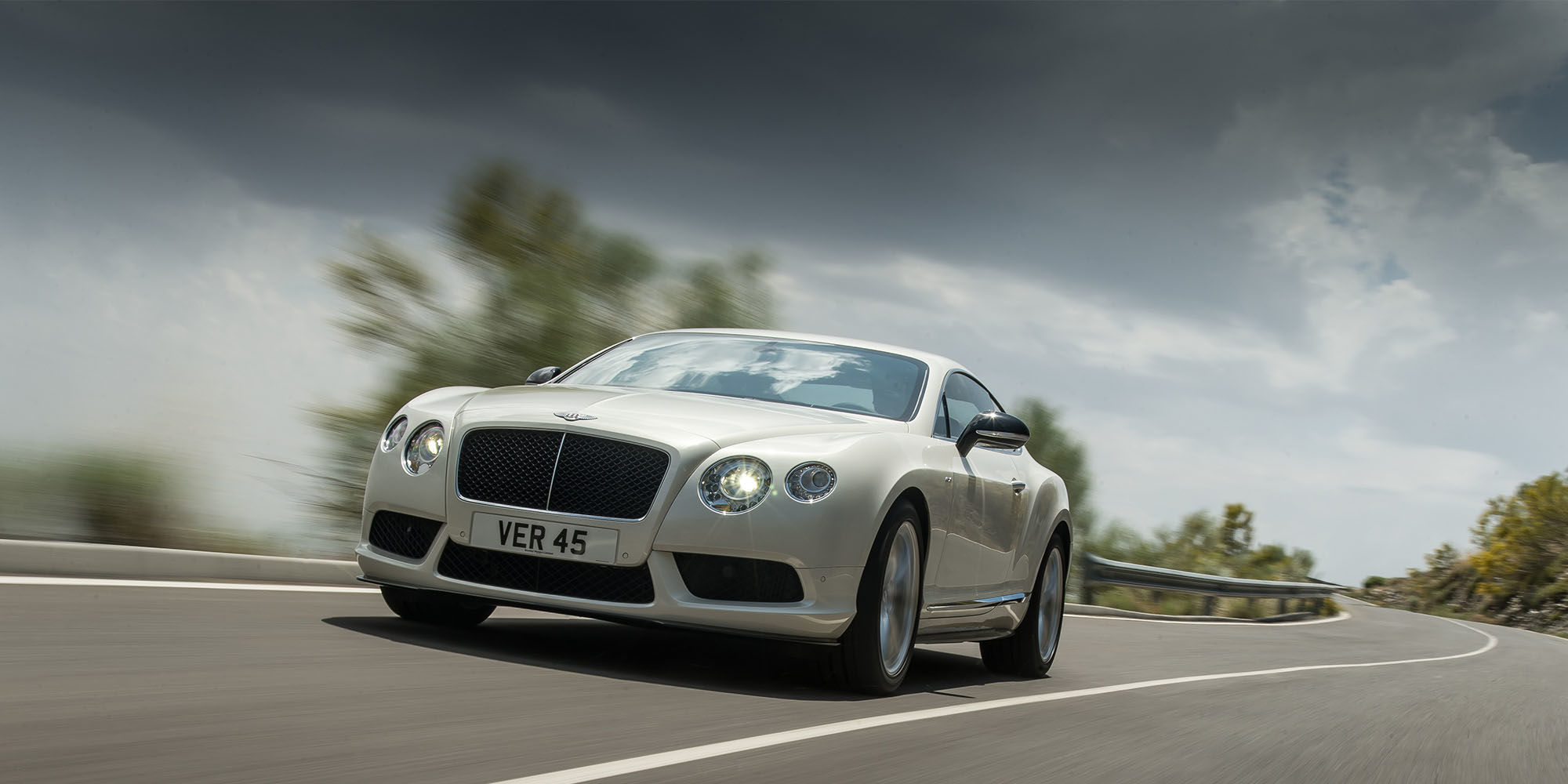 Continental GT V8S