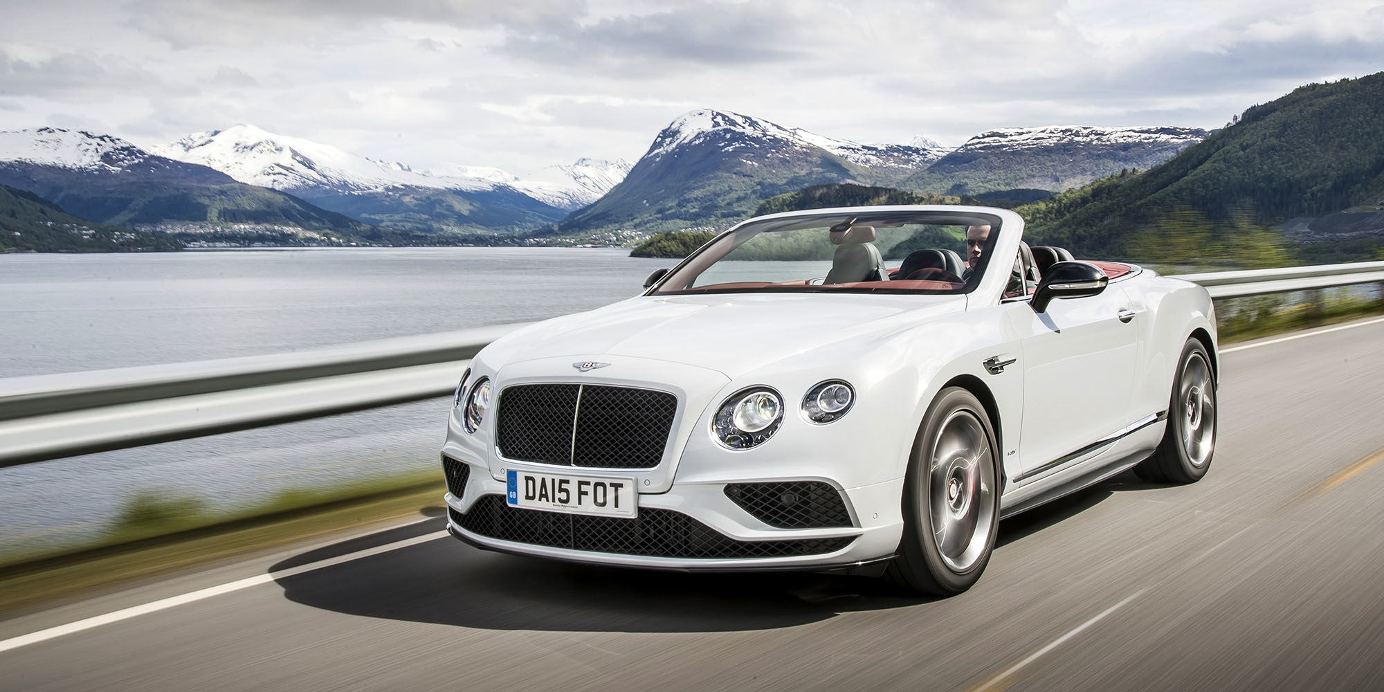 Continental GT V8S Convertible